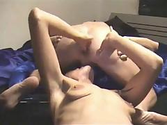 Массаж и мастурбация вместе