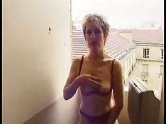 Горячая французская зрелая женщина