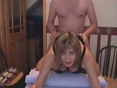 Секс в столовой