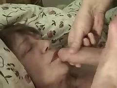 56 летняя соседка берет в рот и глотает
