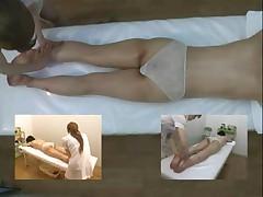 Podgljadyvanie za japonskim massazhem