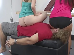 Госпожа Саманта Бернс перед секс историей