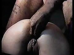 Fisting i anal s francuzhenkoj