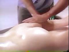 Любительский массаж