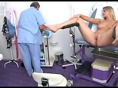 Полный гинекологический осмотр