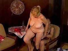 Немецкие бабушки развлекаются