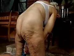Старушки с секс игрушками