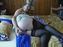 Dedushka i babushka 75 let