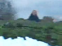 Golaja hodit po snegu