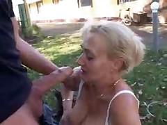Бабушка открыта для секса
