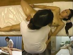 Подглядывание во время массажа
