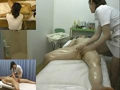 Podgljadyvanie vo vremja massazha