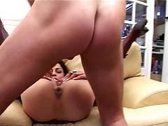 Anal'nyj seks s arabskoj divoj
