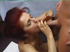 Staraja 60-letnjaja prostitutka Kora