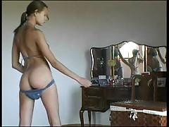 Krasotka Ljuba v bikini