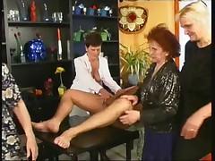 Nemeckoe porno so staroj babushkoj