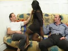 Francuzskij seks po afrikanski