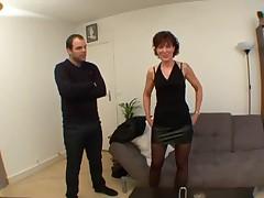 Francuzskaja mama ljubit anal'nyj trah