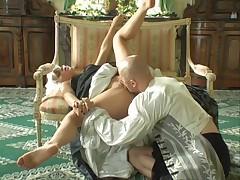 Мадам де Помпадур и ее участь в порно фильме