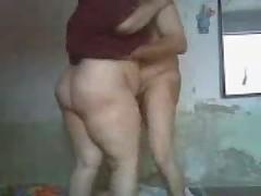 Seks arabskoj pyshechki