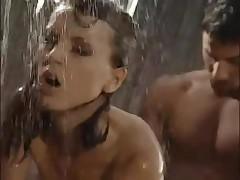 Красивый мокрый секс