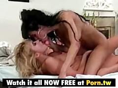 Лесбиянки вчетвером