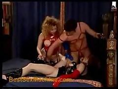 Seks v kozhanoj odezhde