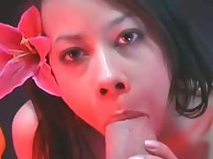 Страстная гавайская девушка