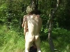 Ебля на природе