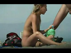 Нудистский пляж. Часть 01