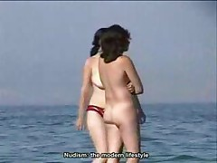 Nudistskij pljazh. Chast' 04