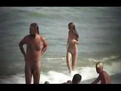 Нудистский пляж. Часть 09