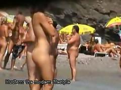 Нудистский пляж. Часть 10