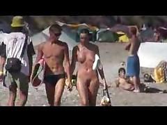 Нудистский пляж. Часть 18