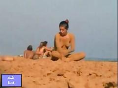 Нудистский пляж. Часть 24