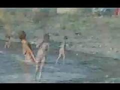 Nudisty bez kakoj libo odezhdy
