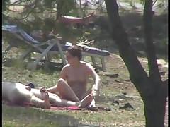 Нудистский пляж без комплексов