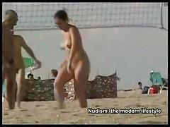 Vy popali na nudistskij pljazh
