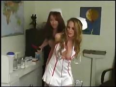 Медсестры не устают трахаться в поликлинике