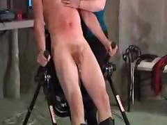 Госпожа наказывают свою рабыню