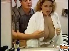 Порно в душе