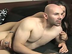 Любительски секс парочки на вебкамеру