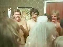 Редкое и классическое ретро видео со свадьбы
