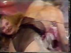 Vintazhnaja jerotika s grudastoj krasotkoj