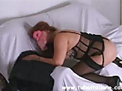 Ital'janskaja para. Ljubitel'skoe porno