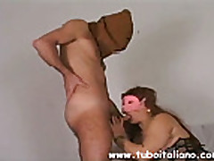 Итальянская жена выебанная