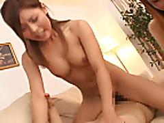 Anal'nyj seks s grudastoj aziatkoj