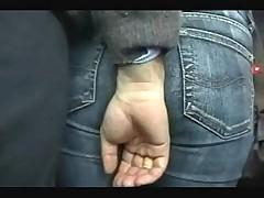 Девушки на джинсах