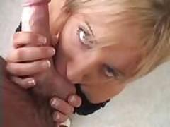Анальный секс с красивой блондинкой