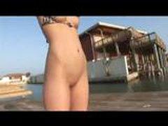 Seks na nudistskom pljazhe
